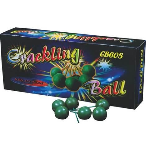 Петарды Crackling Ball (GB605)