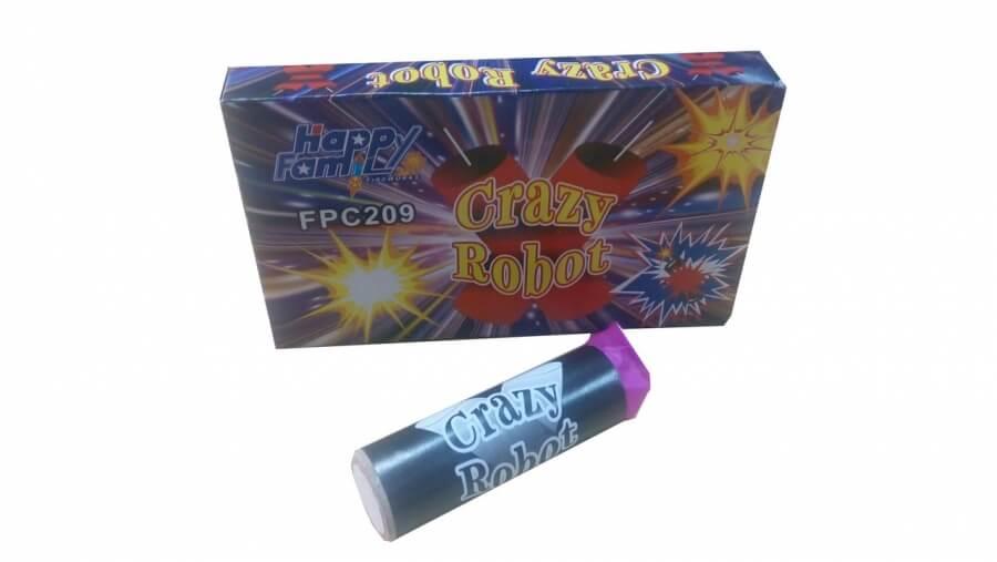 Петарды CRAZY ROBOT (FPC209)