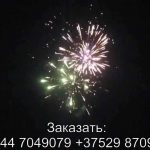 Звездная россыпь (FP-B103) 6451 салют