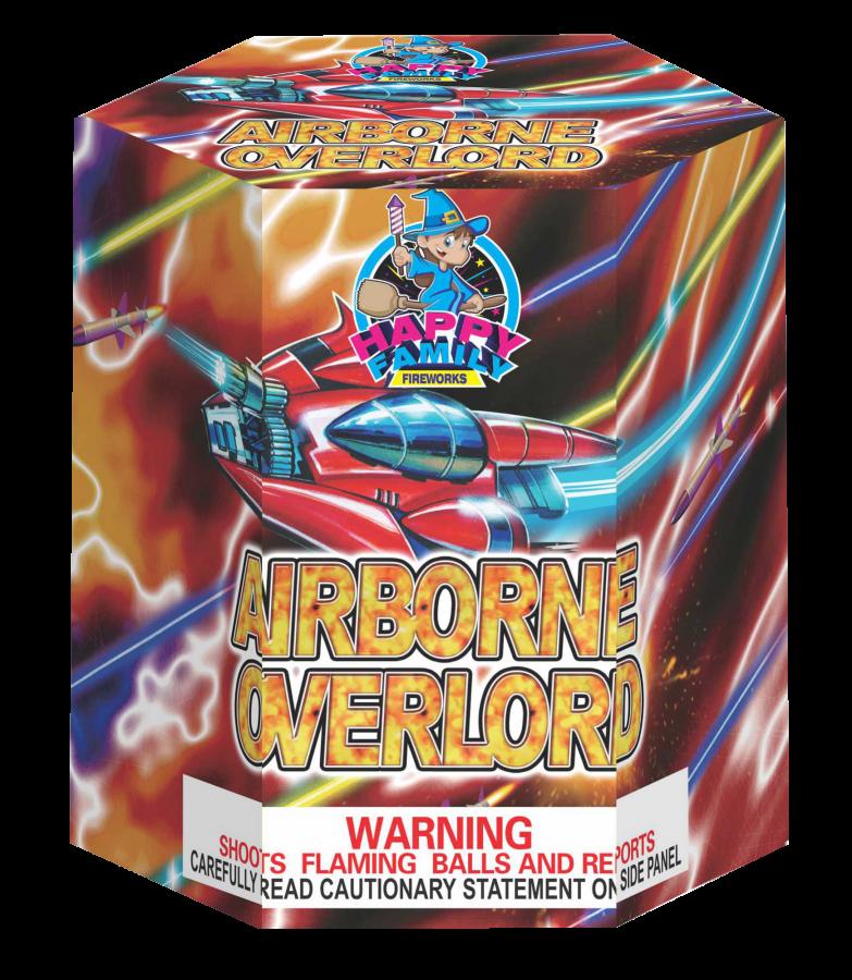Воздушно-десантный повелитель (Airborne Overlord MX1229)