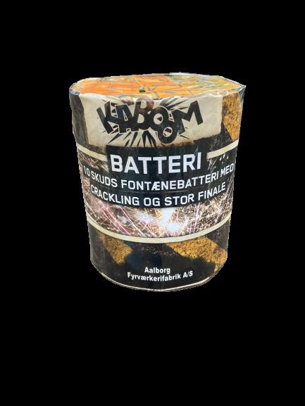 BATTERI(BOOM10)